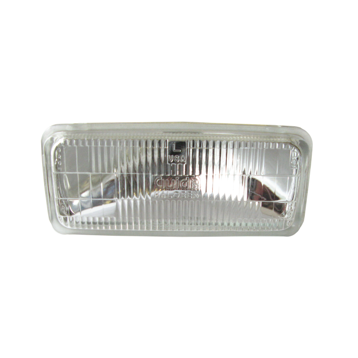 120-H4352 <BR />64mm × 140mm Halogen Sealed Beam (Headlight-High Beam)