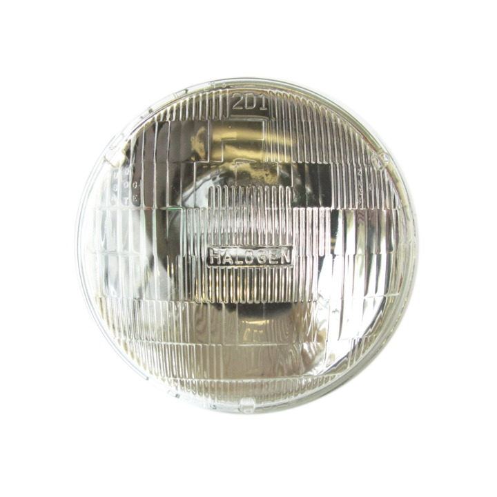 120-H6024 <BR />7″ Par 56 Halogen Sealed Beam (Headlight-High/Low)