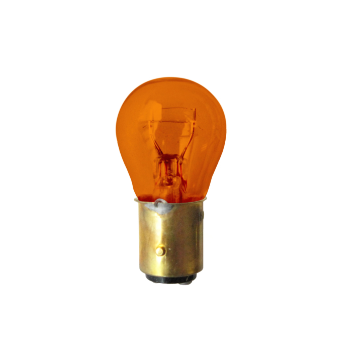 120-1157NAST <BR /> #1157 Natural Amber Miniature Bulb &#8211; S-8 Bulb