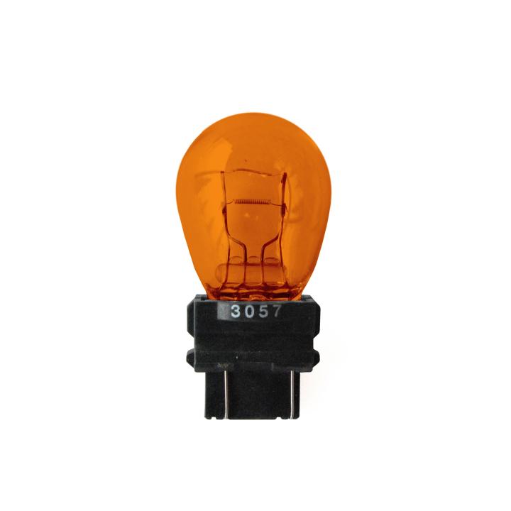 120-3157NAST <BR /> #3157 Natural Amber ST Miniature Bulb – S-8 Bulb