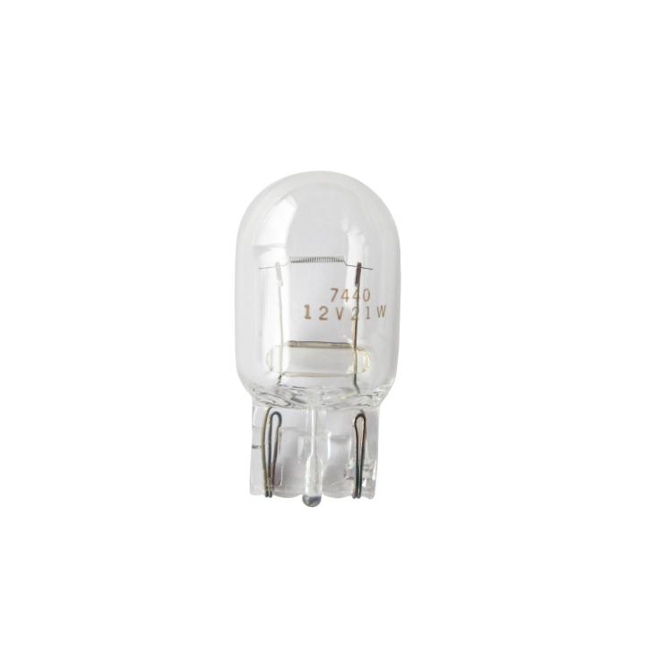 120-7443 <BR />#7443 Miniature Bulb – T-6 1/2 Bulb