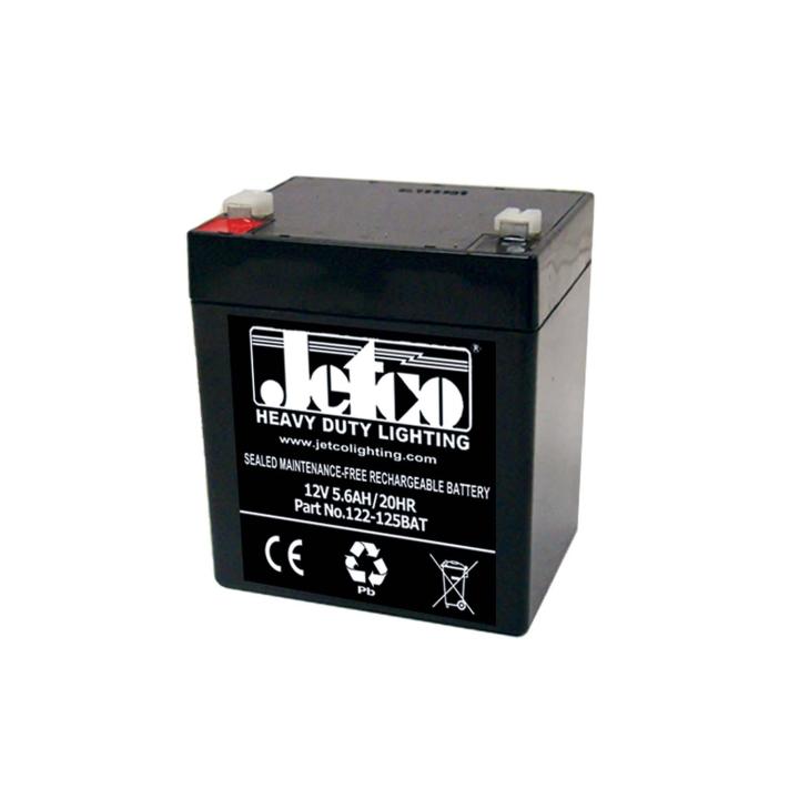 117-125BAT <BR />12V Portable Battery