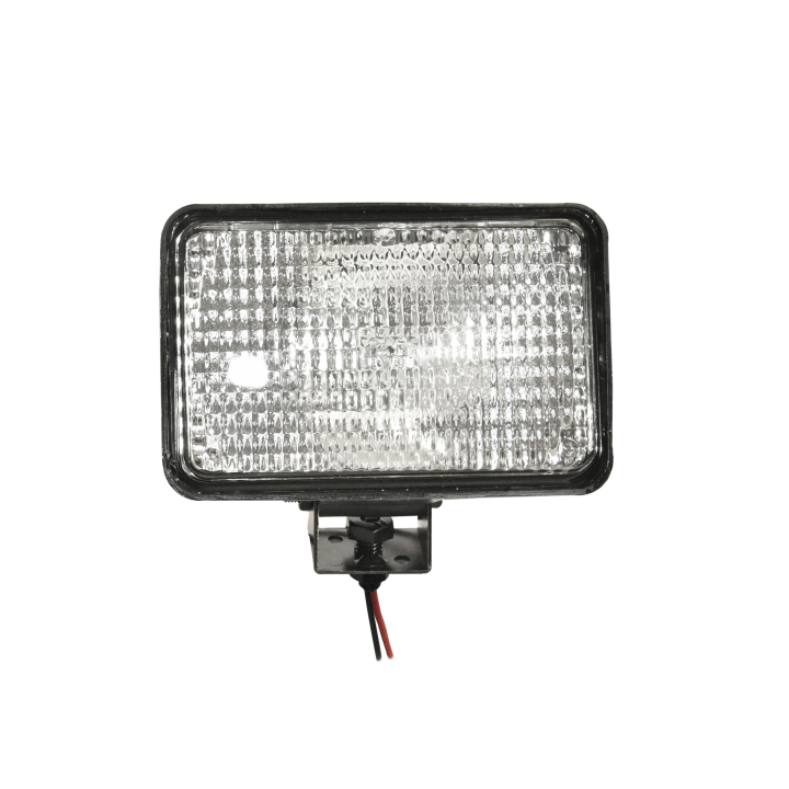 "123-307001<BR />5""× 7"" Halogen Auxiliary Light – 12V Flood"