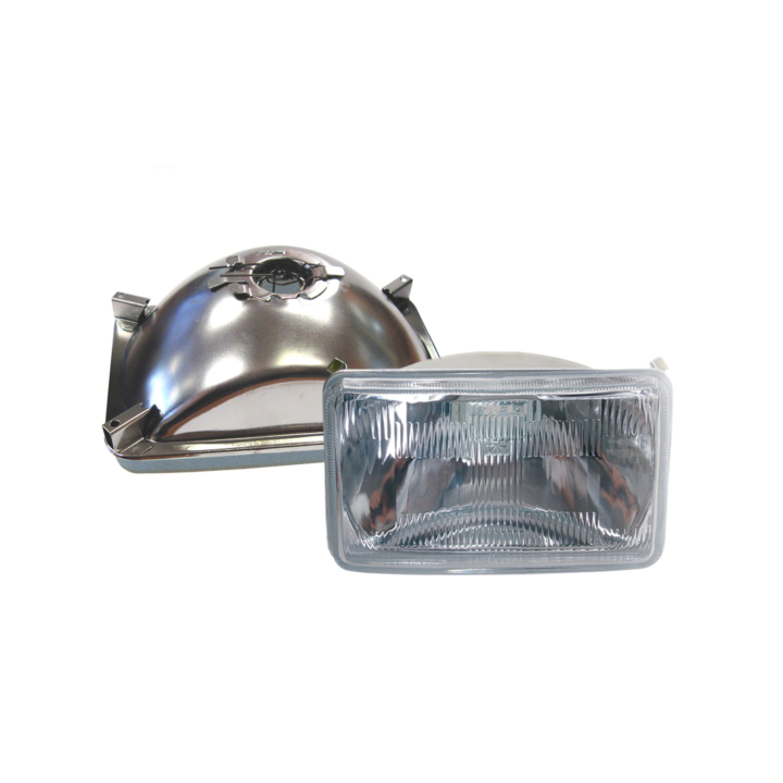 "123-4651-3 <BR />4"" × 6"" Semi-Sealed Beam – High beam"