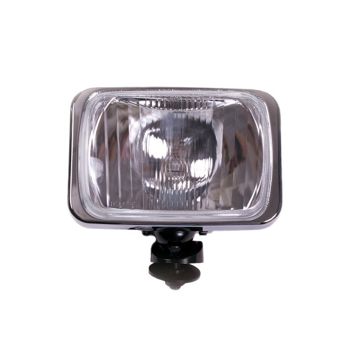 "123-77004 <BR />6""× 8"" ""Arctic Vision®"" Halogen Driving Light"