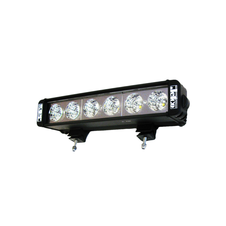 123-80022F-8 <BR />13″ Low Profile L.E.D. Light Bar – Flood
