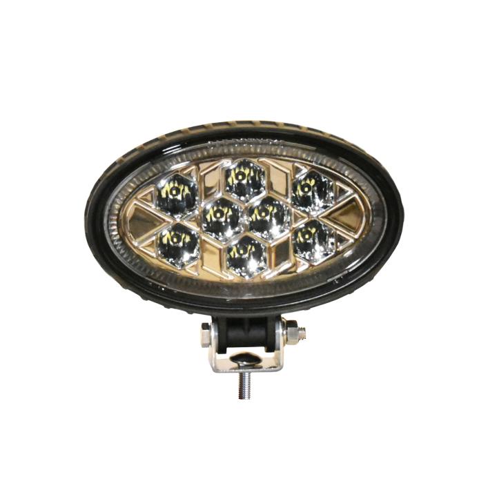 123-88044 <BR />3.75″ x 6.5″ DOT Approved L.E.D. Driving Headlight