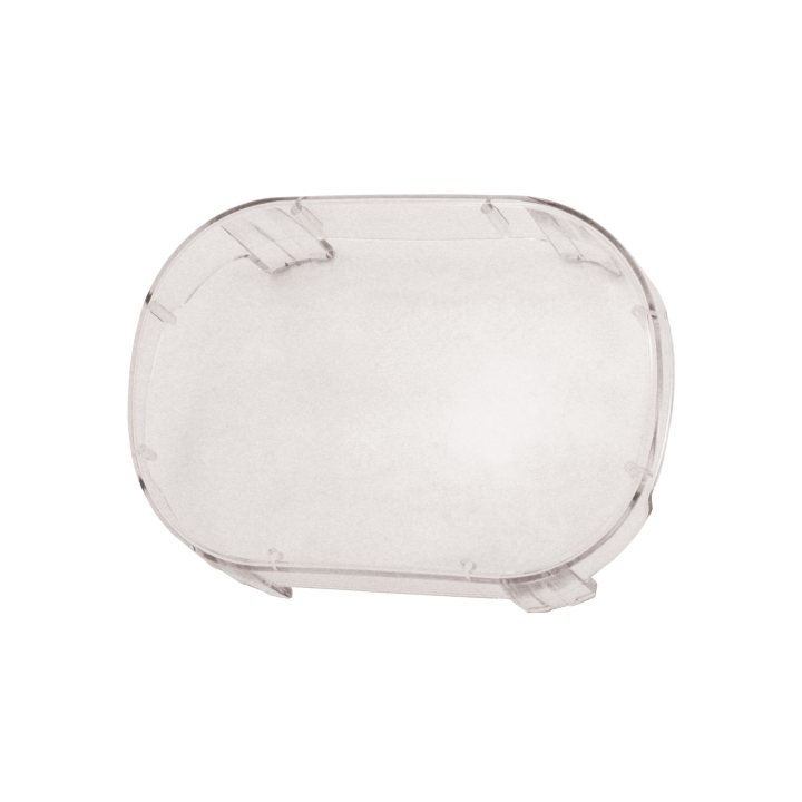 123-CDC81106 <BR />4&#8243;x6&#8243; Clear Polycarbonate &#8220;Winter Shield&#8221; Cover