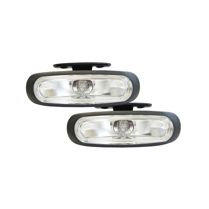 "123-S93001 <BR />1.5"" × 5"" Slim-line Oval Halogen Spot Light Kit"