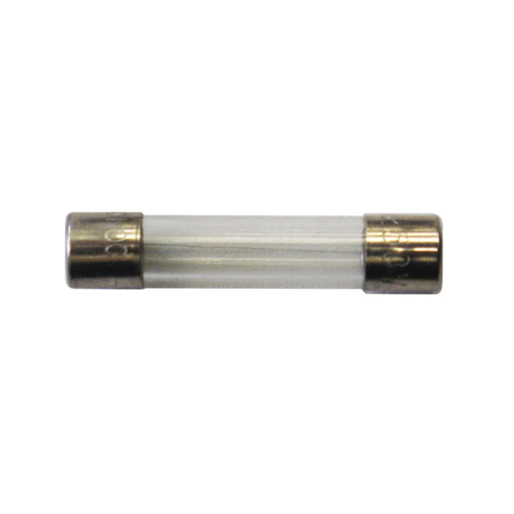 125-AGC-050 <BR />32VDC AGC Glass Style Fuses – 0.5 Amp
