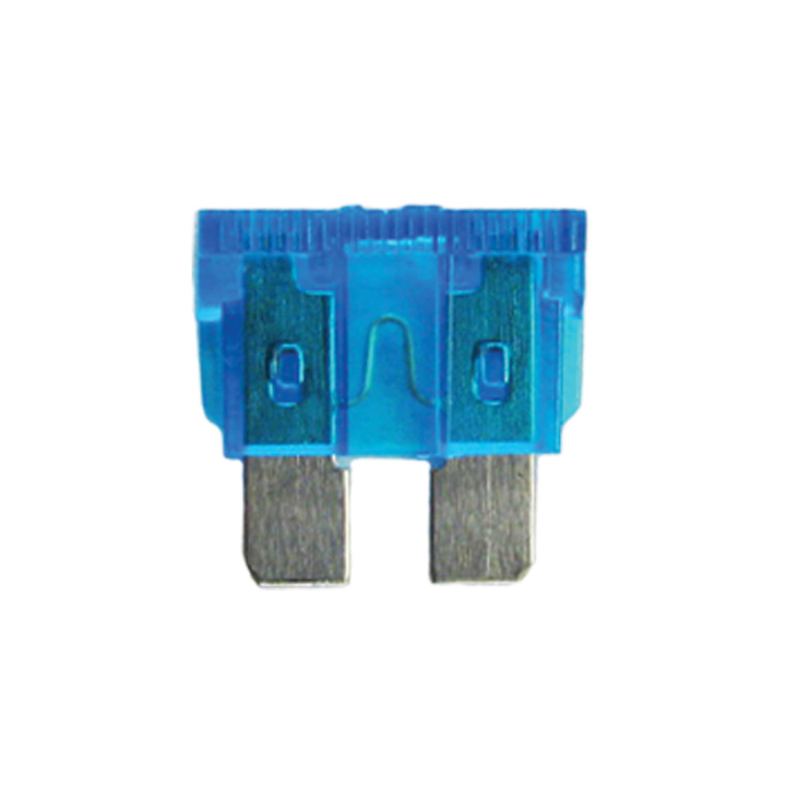 125-ATQ-15 <BR />32VDC Automotive Blade Style Fuses &#8211; 15 Amp