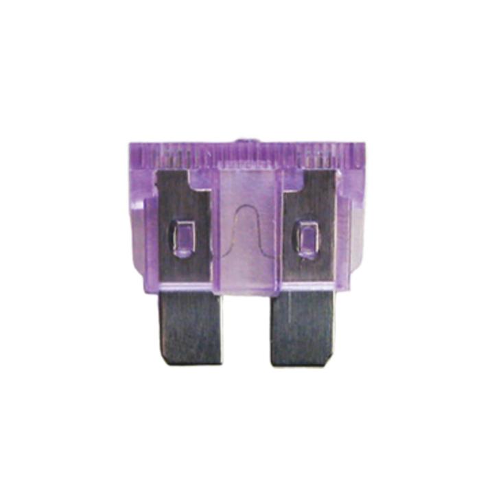 125-ATQ-3 <BR />32VDC Automotive Blade Style Fuses – 3 Amp