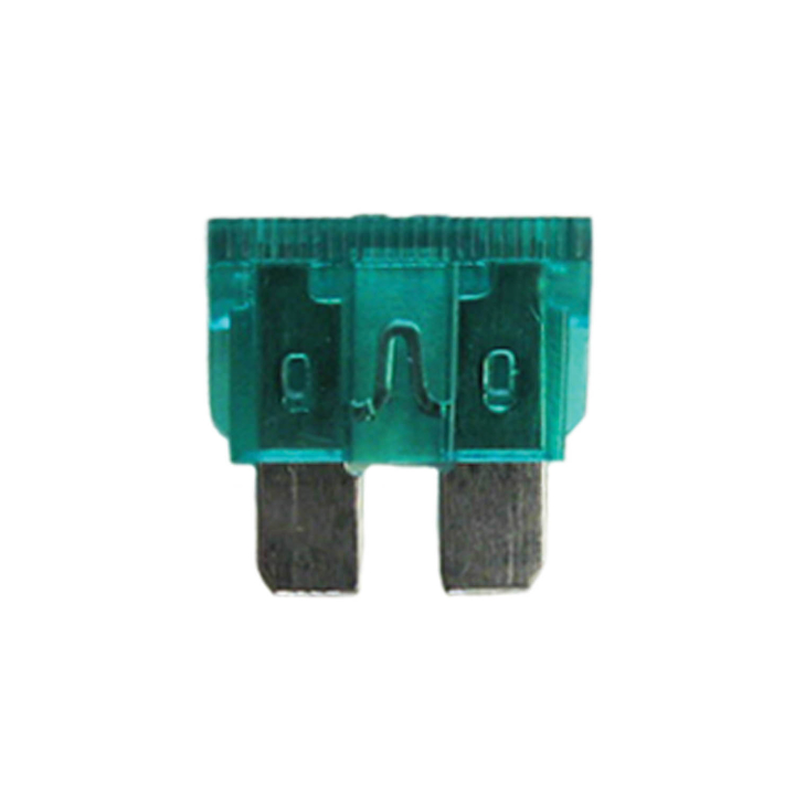 125-ATQ-30 <BR />32VDC Automotive Blade Style Fuses &#8211; 30 Amp