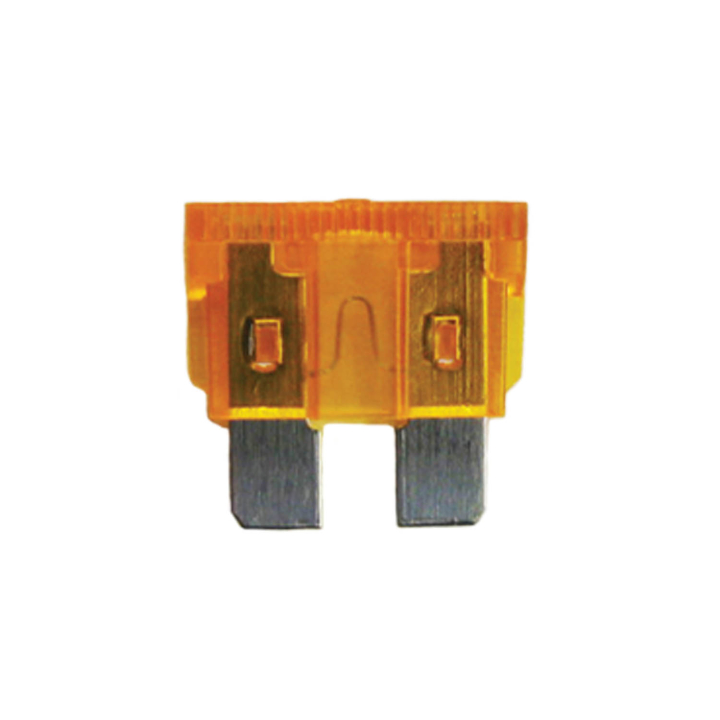 125-ATQ-5 <BR />32VDC Automotive Blade Style Fuses &#8211; 5 Amp