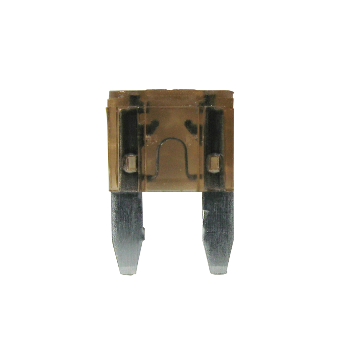 125-MIN-075<BR />32VDC Mini Automotive Blade Style Fuses – 7.5 Amp