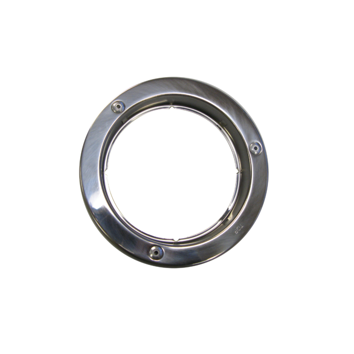 126-9140SS <BR />4″ Stainless Steel Mounting Flange