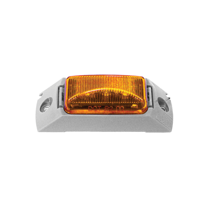 "127-15000KA (Kit)<BR /> 1"" x 2.5"" Rectangular L.E.D.  Sealed Marker Lamp"