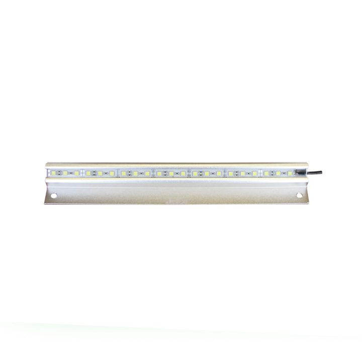 "127-66312 <BR /> 12"" Heavy Duty Interior L.E.D Light Bar"