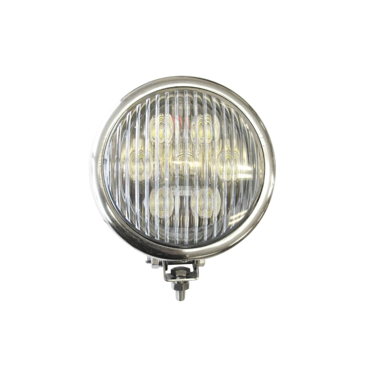 "128-55LED4411 <BR /> 5"" Round (PAR 36) L.E.D. Work Light"