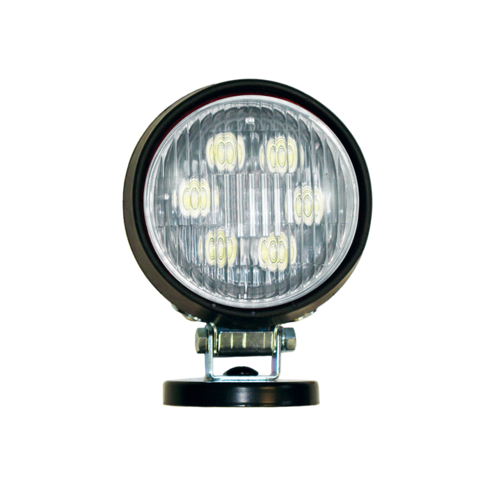 "128-MB50LED4411 <BR /> 5"" (Par 36) L.E.D. Utility Light – Magnetic"