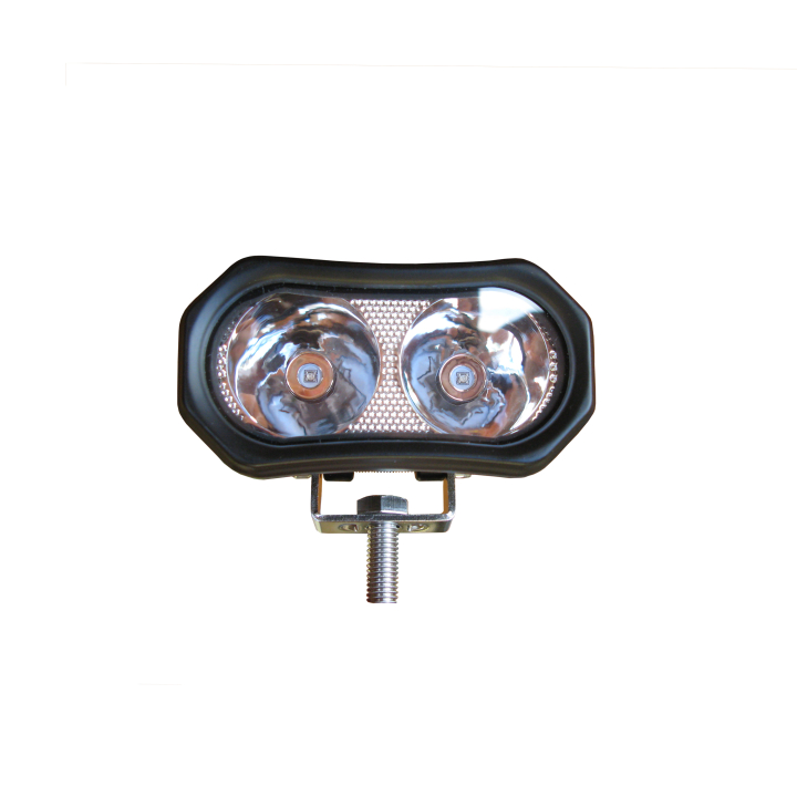 "300-322BS-8 <BR /> 2"" x 4"" BLUE L.E.D. Spot Work Light"