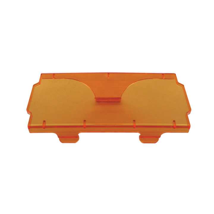 302-C73A <BR /> Amber 302 Series Light Bar Cover