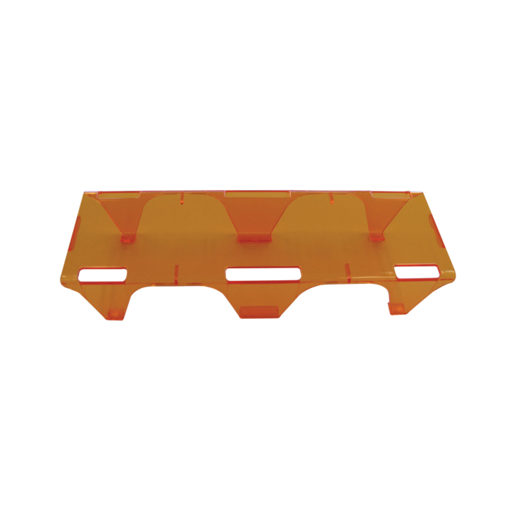 305-C103A <BR /> Amber 305 Series Light Bar Cover