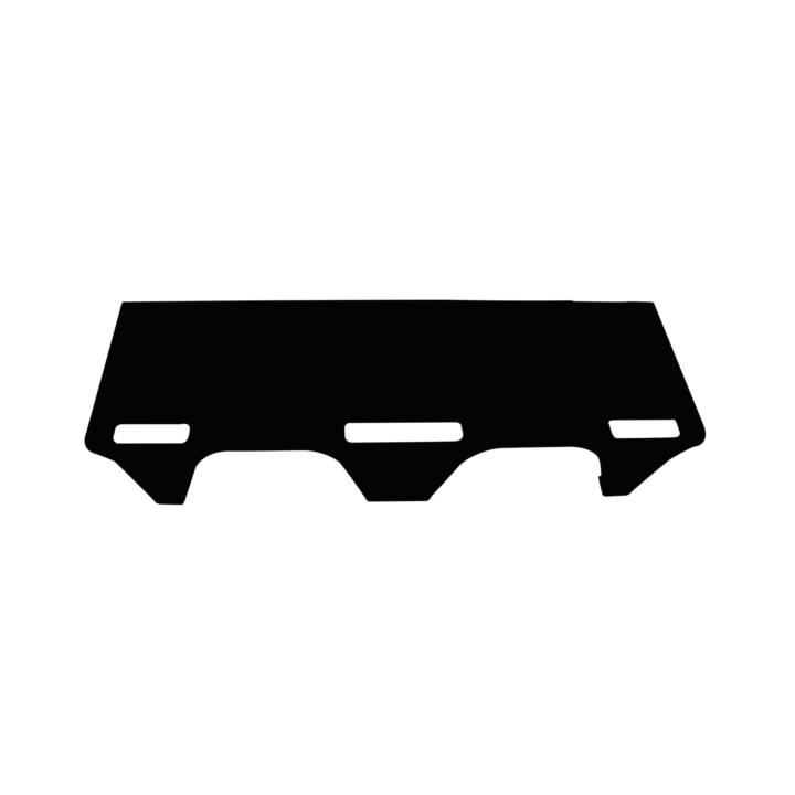 305-C103BK <BR /> Black 305 Series Light Bar Cover
