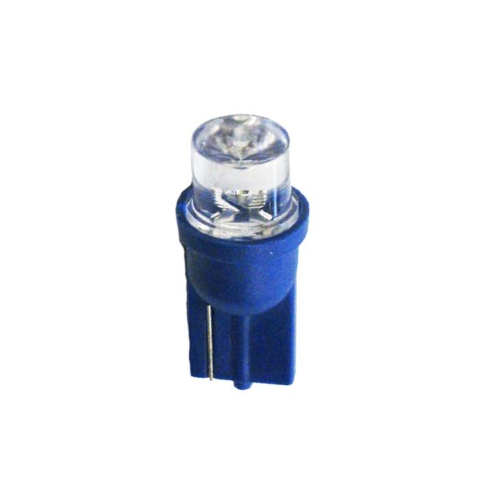 121-LED194B-HO <BR />L.E.D. #194 Blue High Output Miniature Bulb