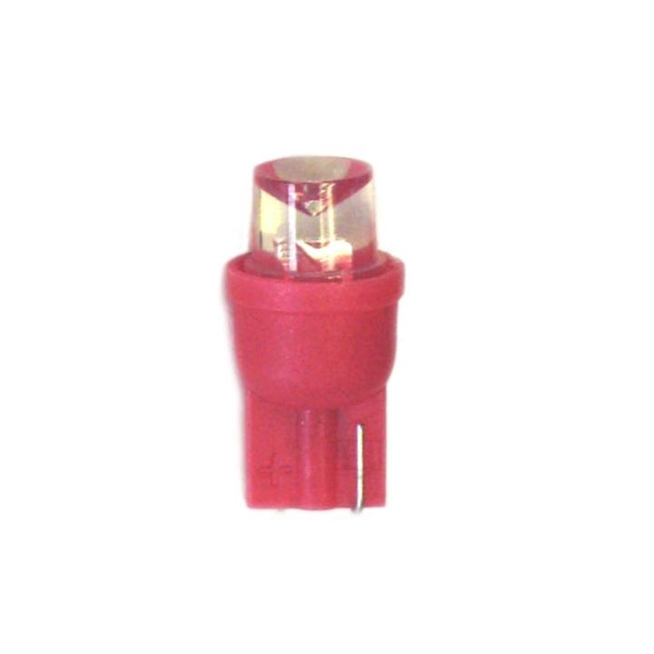 121-LED194R-HO <BR />L.E.D. #194 Red High-Output Miniature Bulb