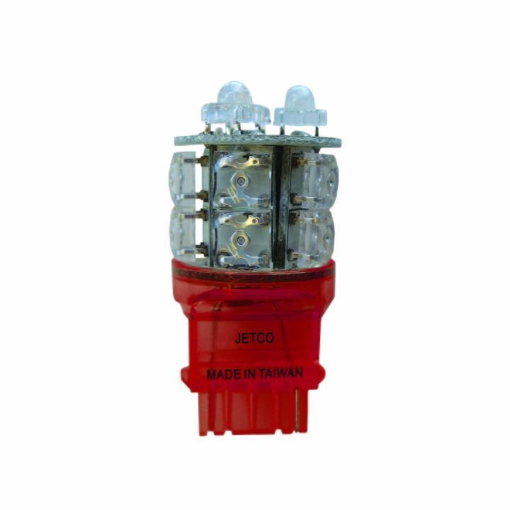 121-LED3156R <BR />L.E.D. #3156 Red Miniature Bulb