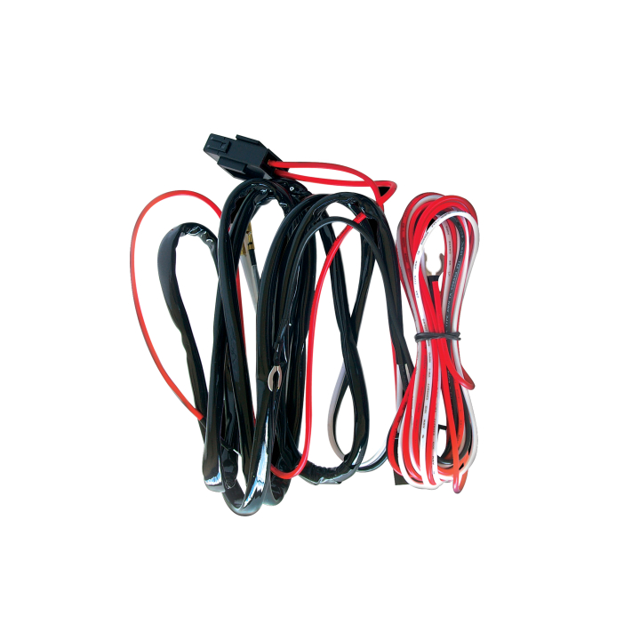 123-HR1013<BR />Deluxe Driving Light Wiring Harness