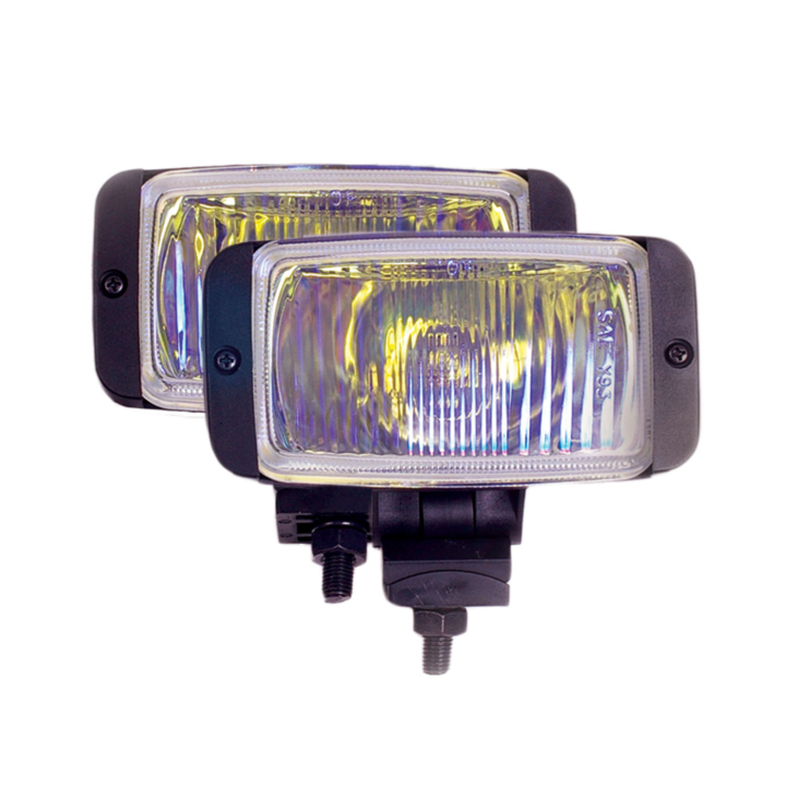 "123-S91302MC <BR />3""x 6"" Halogen Mulit-Coat Auxiliary Driving Light Kit"