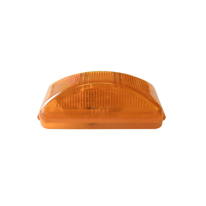 "126-1500 <BR />1"" × 2"" Halogen Amber Sealed Marker Lamp"