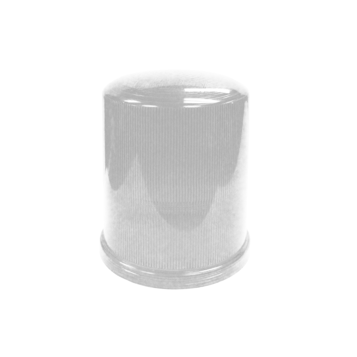 126-L67033C <BR /> Clear Replacement Lens For 126-67033 Series Strobe