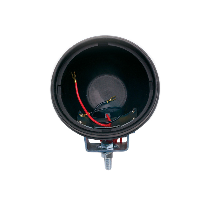 "128-H506 <BR /> 6"" Round Rubber Housing for PAR 46 (5.75"") Sealed Beams"