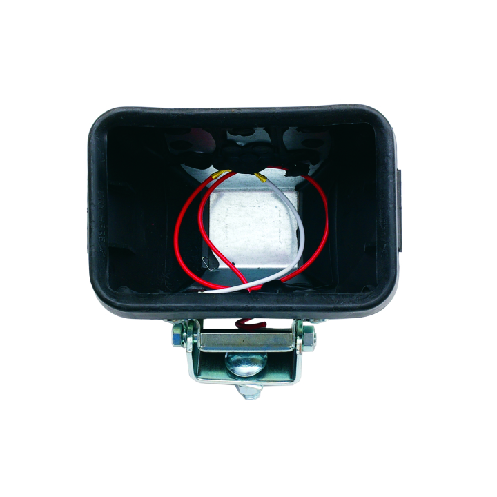 "128-H507X <BR/ > 5""× 7"" Rubber Housing for 4""× 6""(100mm x 165mm) Sealed Beams with Plug Adapter"