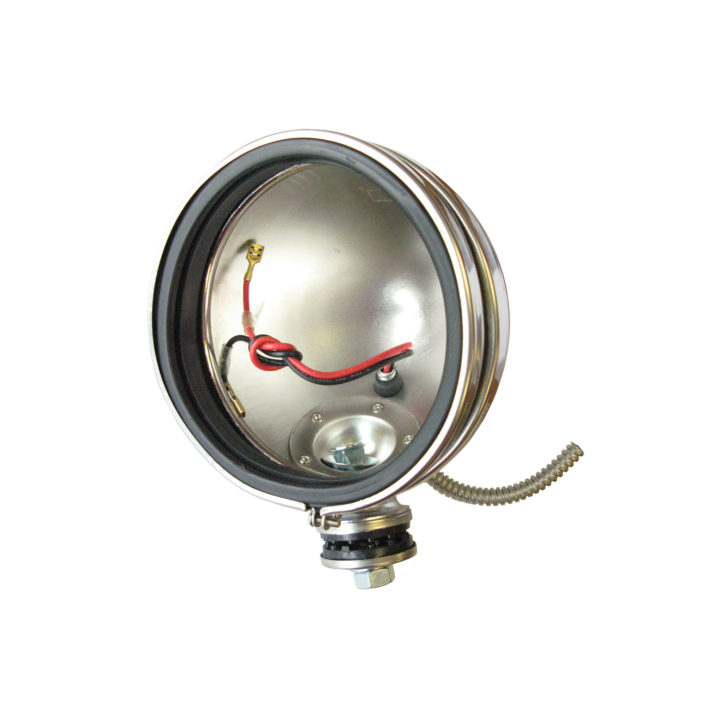 128-H6001SS <BR/ > 6″ Round Stainless Steel Housing