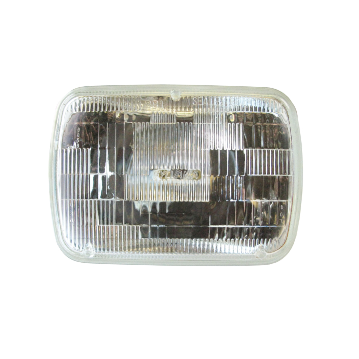 <br>120-6052<br/>142mm × 200mm Sealed Beam (Headlight-High/Low Beam)