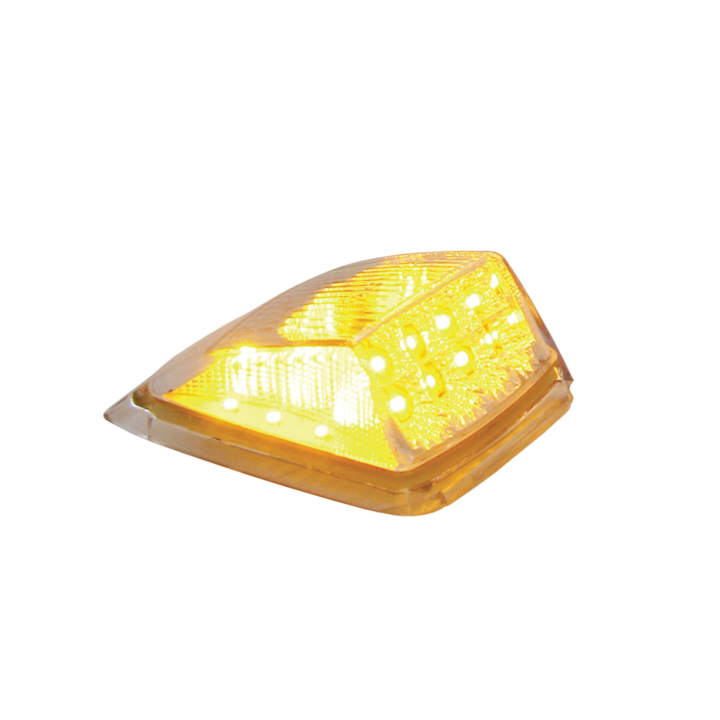 127-66785A <BR /> Amber Replacement L.E.D. Module for Cab Marker Lamp